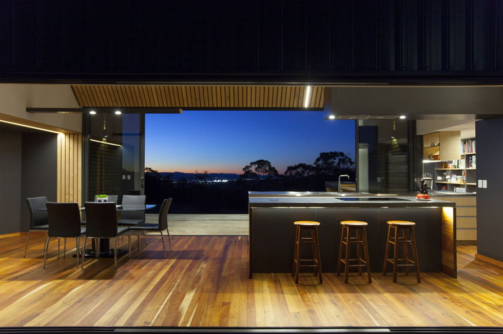 Modern Family Valley House In Australia From Philip M Dingemanse 4