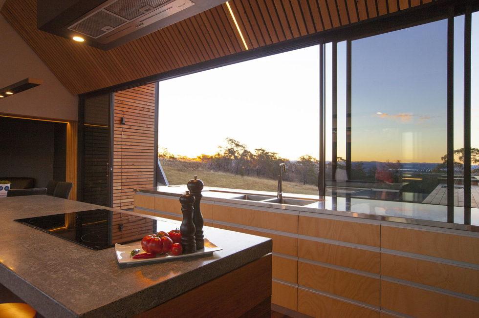 Modern Family Valley House In Australia From Philip M Dingemanse 5