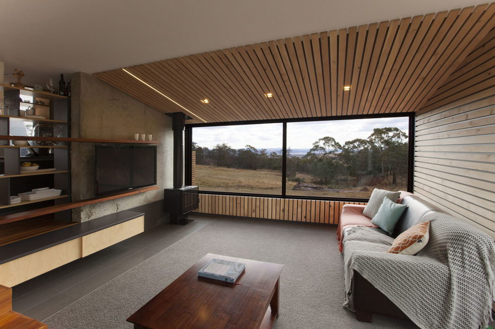 Modern Family Valley House In Australia From Philip M Dingemanse 6