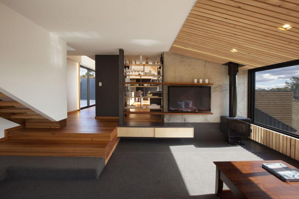 Modern Family Valley House In Australia From Philip M Dingemanse 9