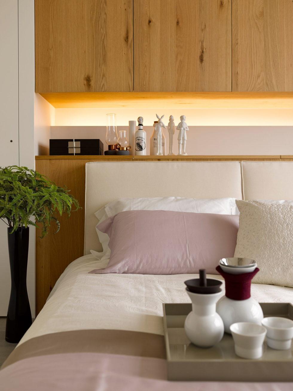 Modern Three-Room Apartment From Ganna Design Studio In Taipei, Taiwan 16