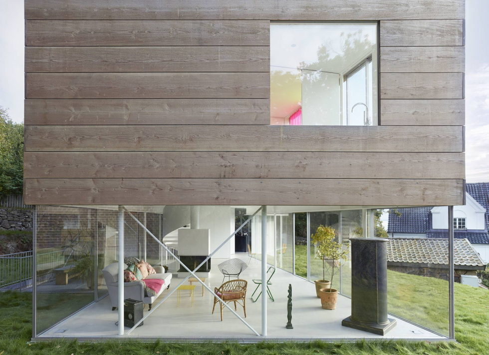Molle By The Sea House From Elding Oscarson In Sweden 8