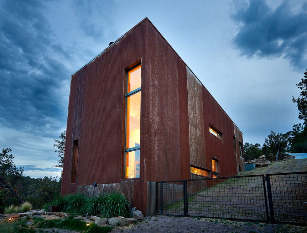 Oblio House Unique Project From Edward Fitzgerald Architects Studio 10