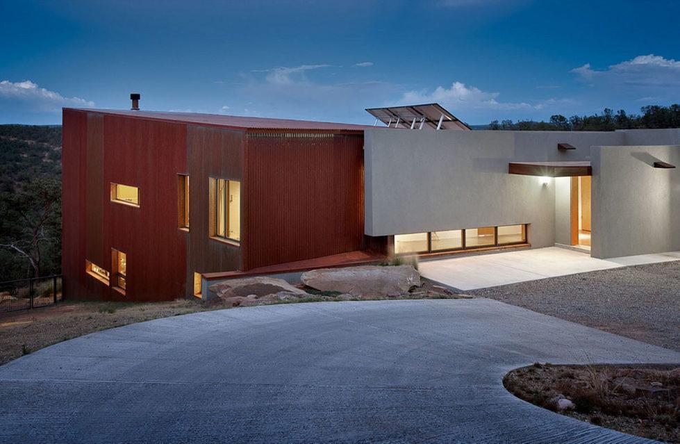 Oblio House Unique Project From Edward Fitzgerald Architects Studio 11