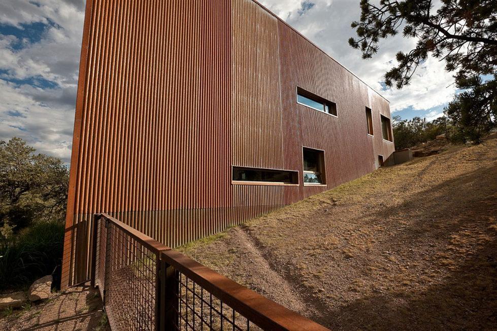 Oblio House Unique Project From Edward Fitzgerald Architects Studio 2