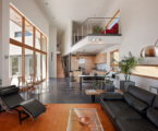 Oblio House: Unique Project From Edward Fitzgerald Architects Studio