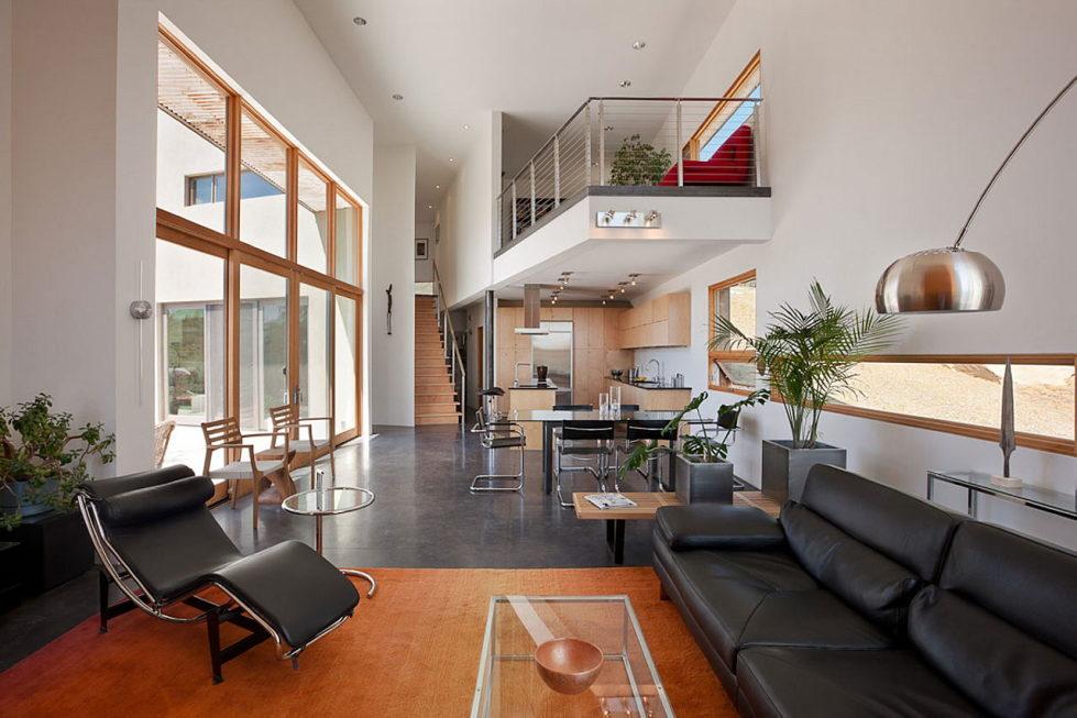Oblio House Unique Project From Edward Fitzgerald Architects Studio 3