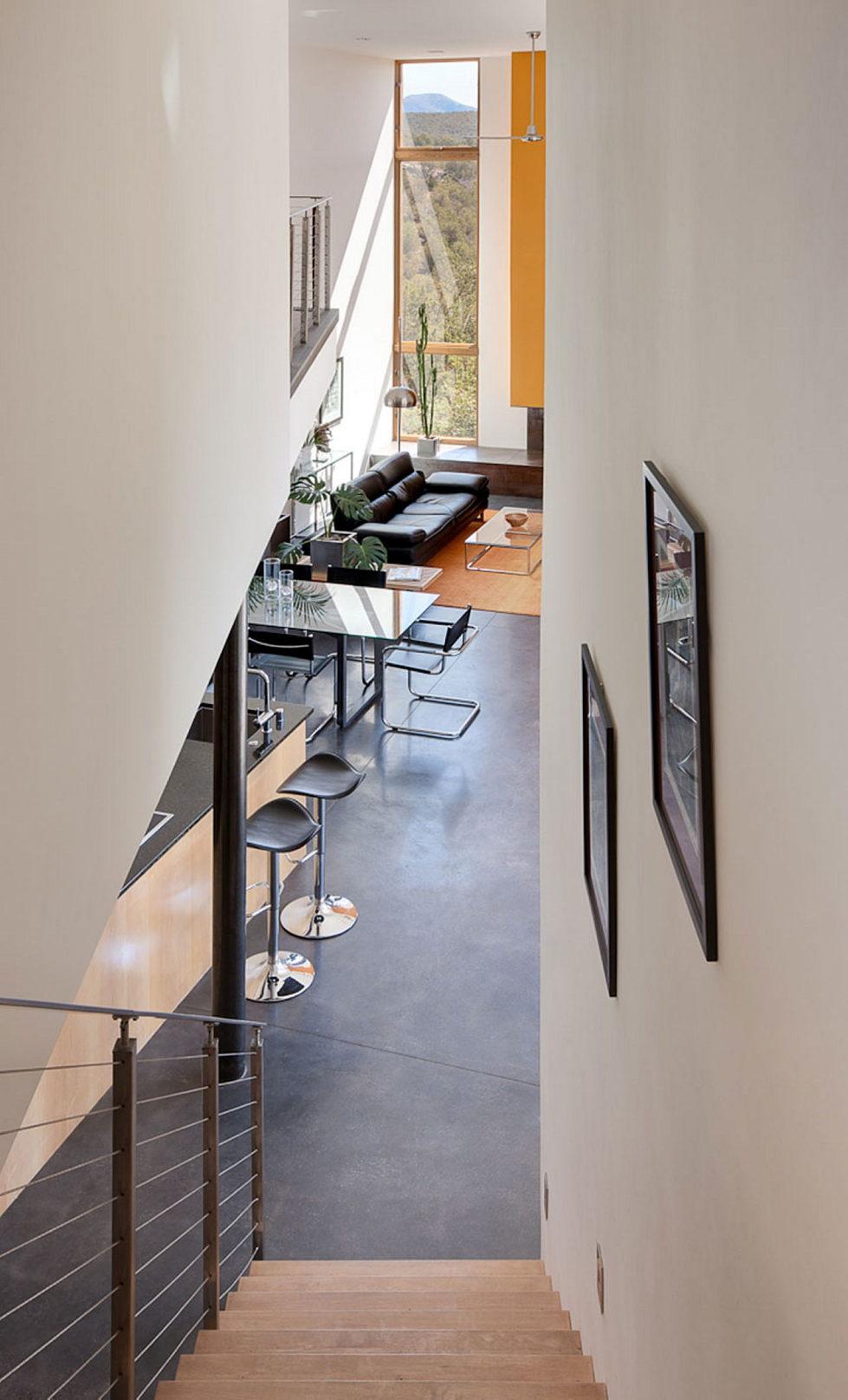 Oblio House Unique Project From Edward Fitzgerald Architects Studio 6
