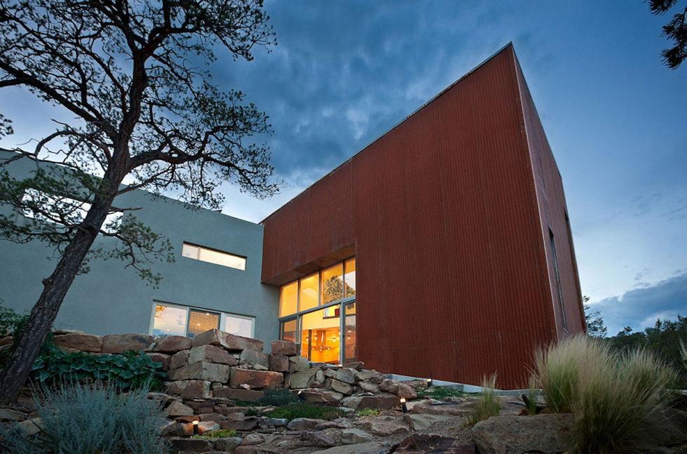 Oblio House Unique Project From Edward Fitzgerald Architects Studio 9
