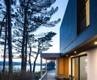 Outstanding Bay View From Residency At Crozon Peninsula, France