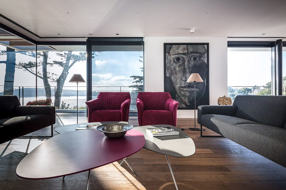 Outstanding Bay View From Residency At Crozon Peninsula, France 7
