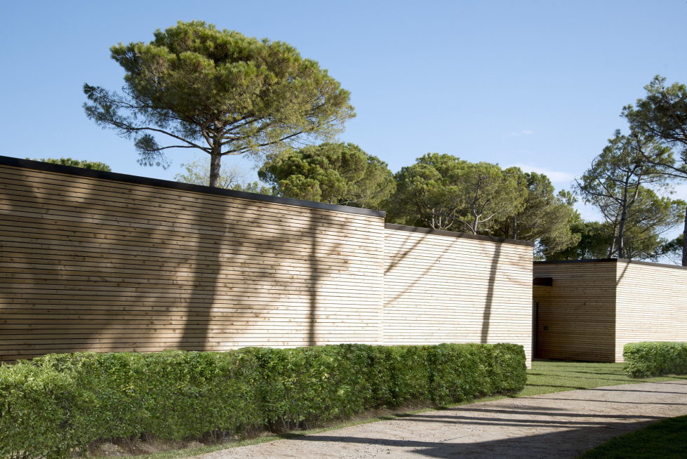 Picturesque Garden Villas Bungalow In Italy From Matteo Thun 3