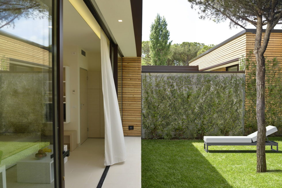 Picturesque Garden Villas Bungalow In Italy From Matteo Thun 4