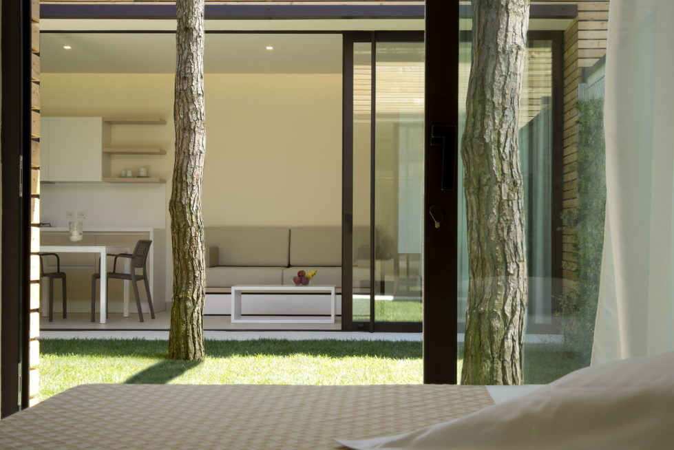Picturesque Garden Villas Bungalow In Italy From Matteo Thun 5