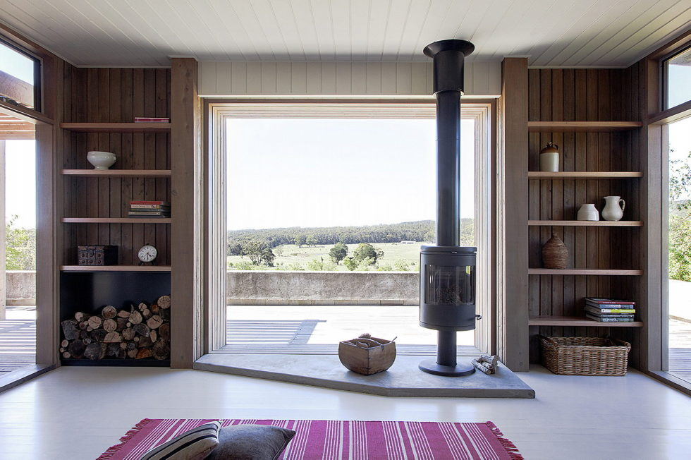 Plinth House in Australia from the Luke Stanley Architects 11