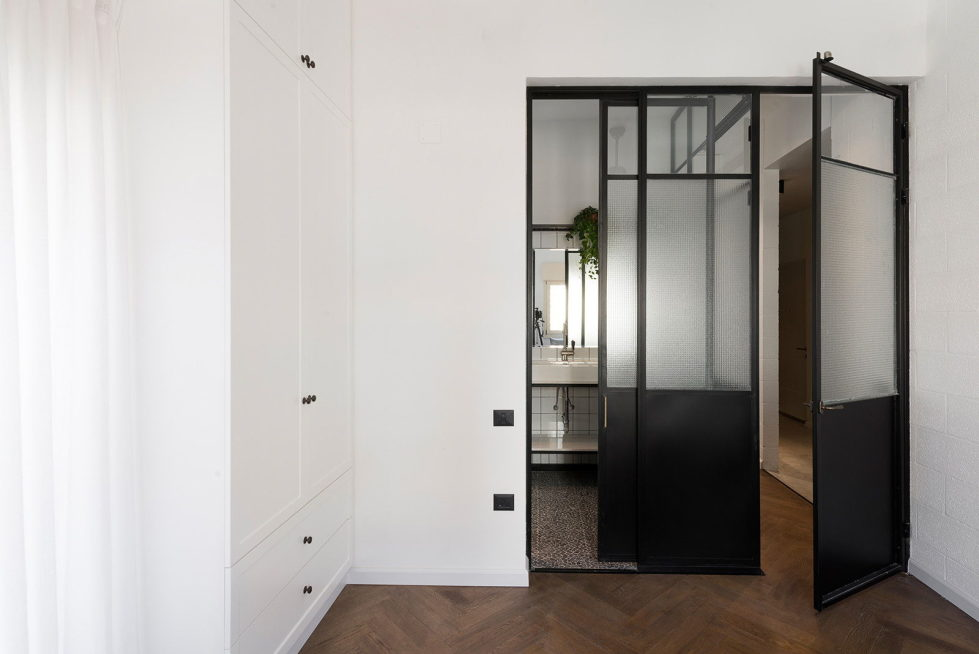 Renovation Of The Apartment In Israel From Raanans Stern's Studio 18