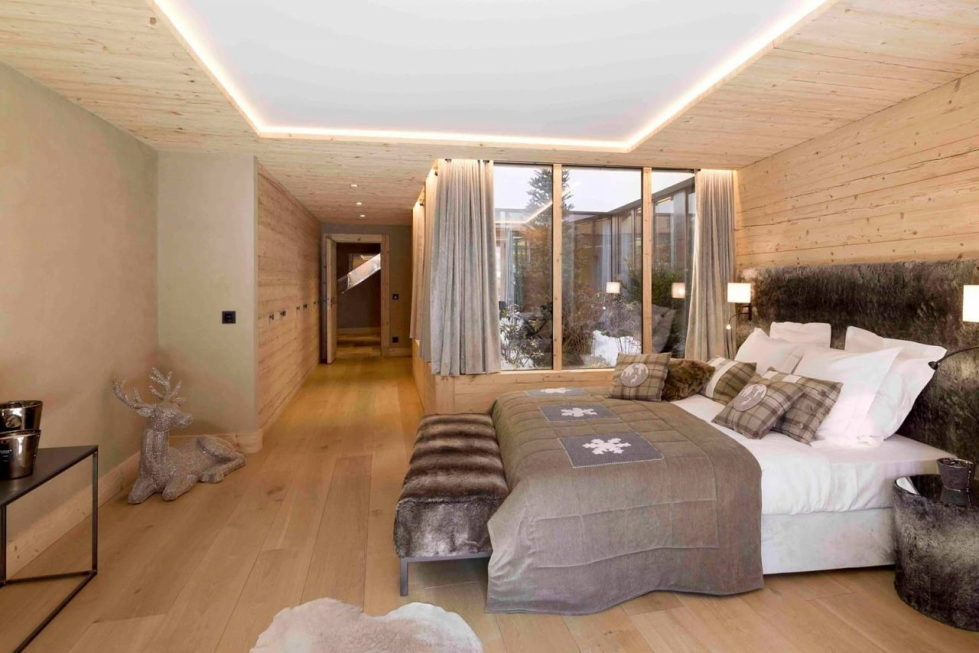 Residences for holidays in Swiss ski resort of Rougemont 10