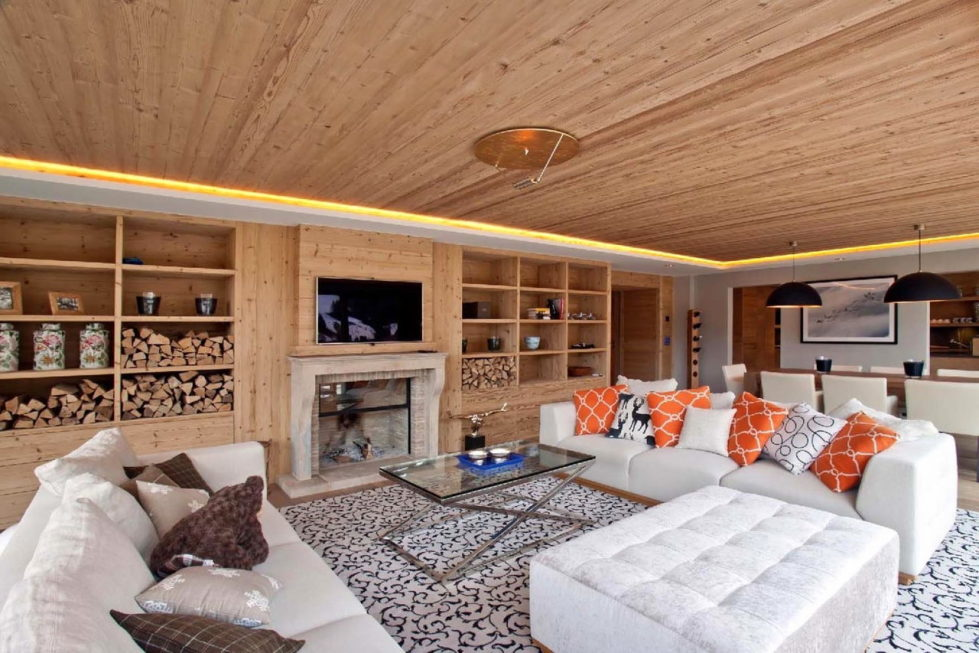 Residences for holidays in Swiss ski resort of Rougemont 3