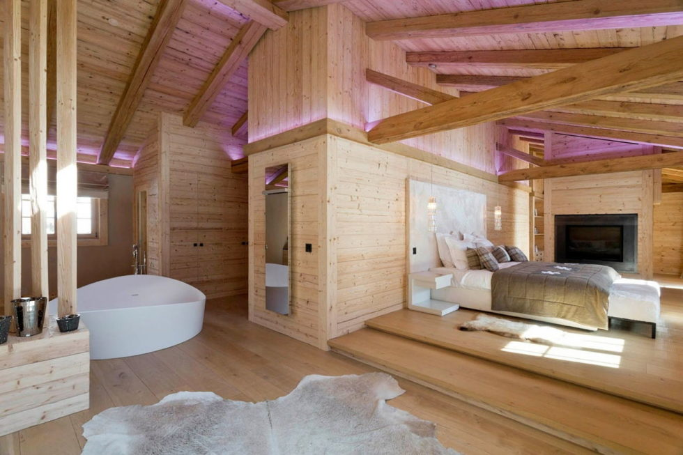 Residences for holidays in Swiss ski resort of Rougemont 7