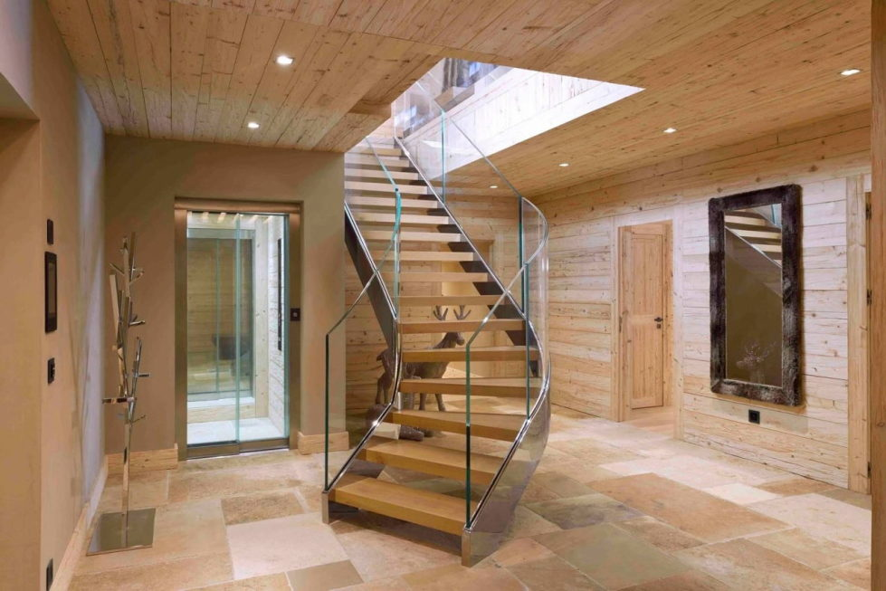 Residences for holidays in Swiss ski resort of Rougemont 9