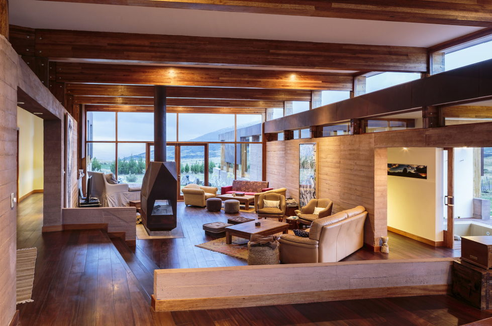 Rumilahua House Villa Among Volcanos In Ecuador, From Emilio Lopez Herrera и Luis Lopez 2