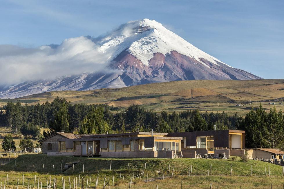 Rumilahua House Villa Among Volcanos In Ecuador, From Emilio Lopez Herrera и Luis Lopez 4