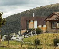 Rumilahua House Villa Among Volcanos In Ecuador, From Emilio López Herrera и Luis López López
