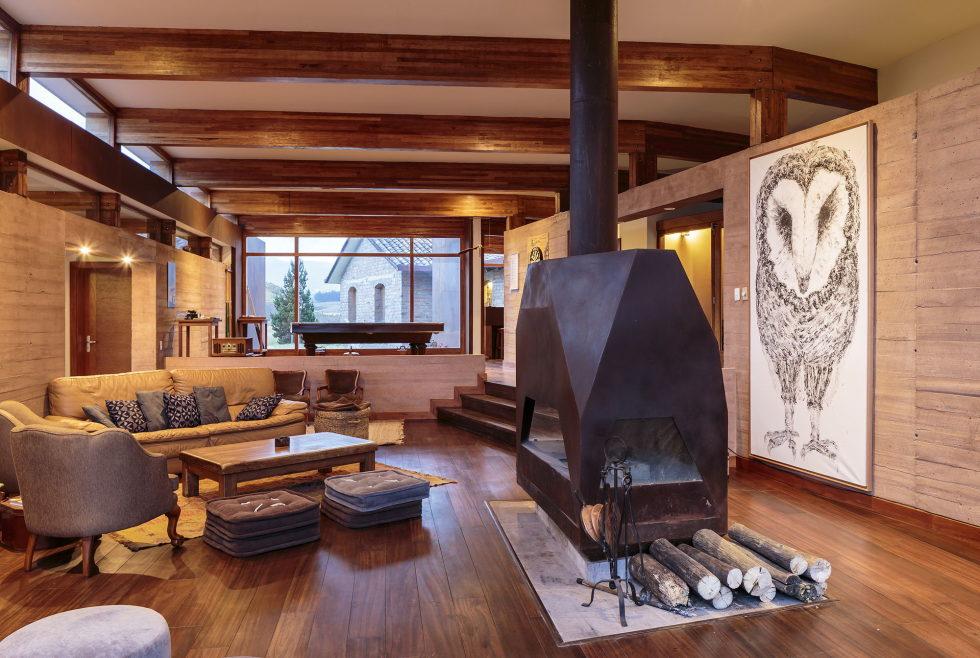 Rumilahua House Villa Among Volcanos In Ecuador, From Emilio Lopez Herrera и Luis Lopez 8