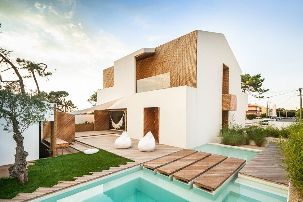SilverWoodHouse Project In Portugal From 3r Ernesto Pereira Studio 1