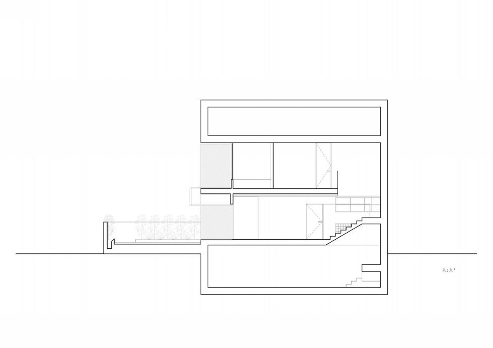 SilverWoodHouse Project In Portugal From 3r Ernesto Pereira Studio 25