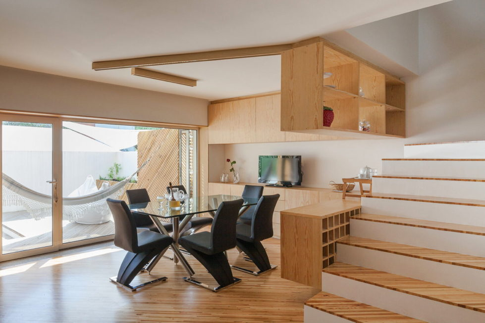 SilverWoodHouse Project In Portugal From 3r Ernesto Pereira Studio 7