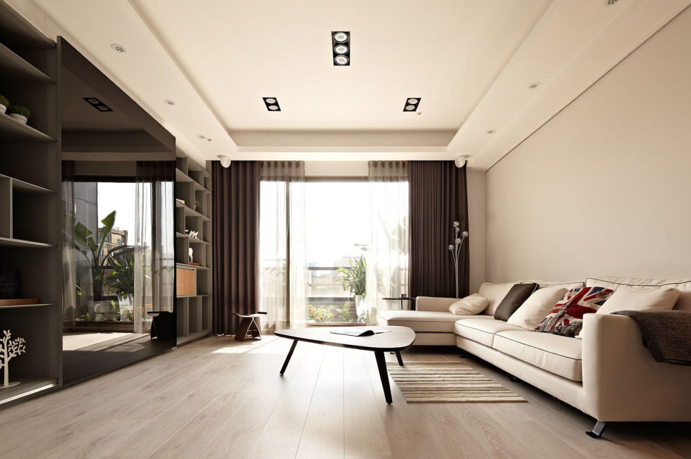 Sun From The West Coast Apartment In Taiwan From Alfonso Ideas 1