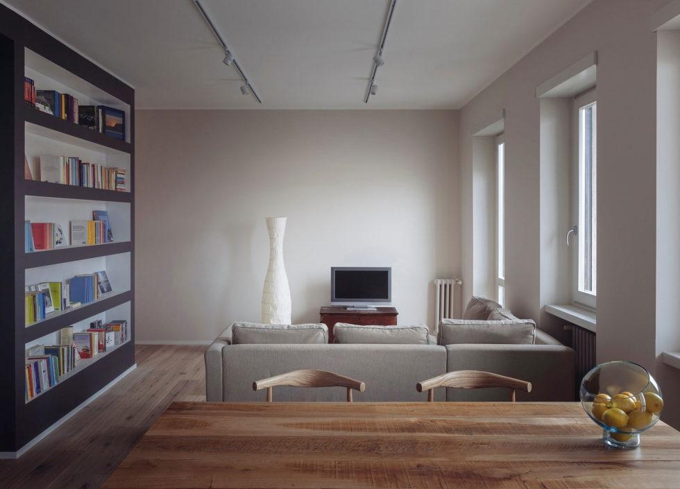 The Casa Danda villa from the Margstudio bureau in Milan, Italy 2