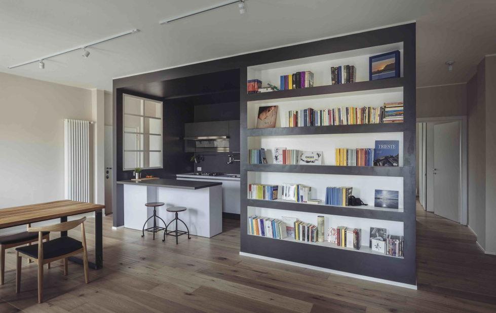 The Casa Danda villa from the Margstudio bureau in Milan, Italy 3