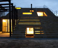 The Stair House In Japan From Y+M Design Office