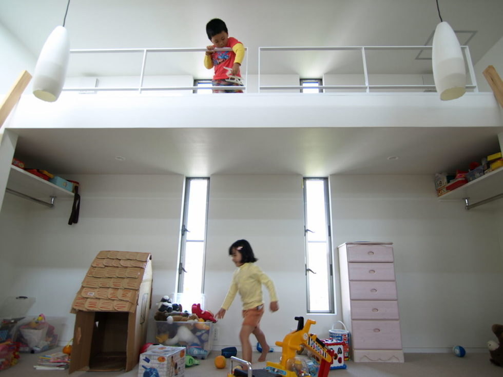 The Ladder House In Japan From Y+M Design Office 7
