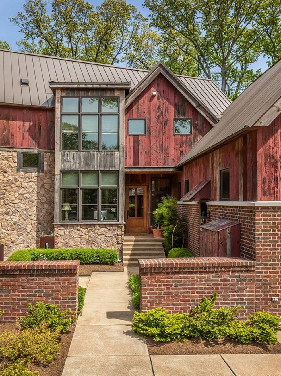 The charming village house in Indianapolis, Indiana, USA is displayed for sale for $ 2.5 million 32