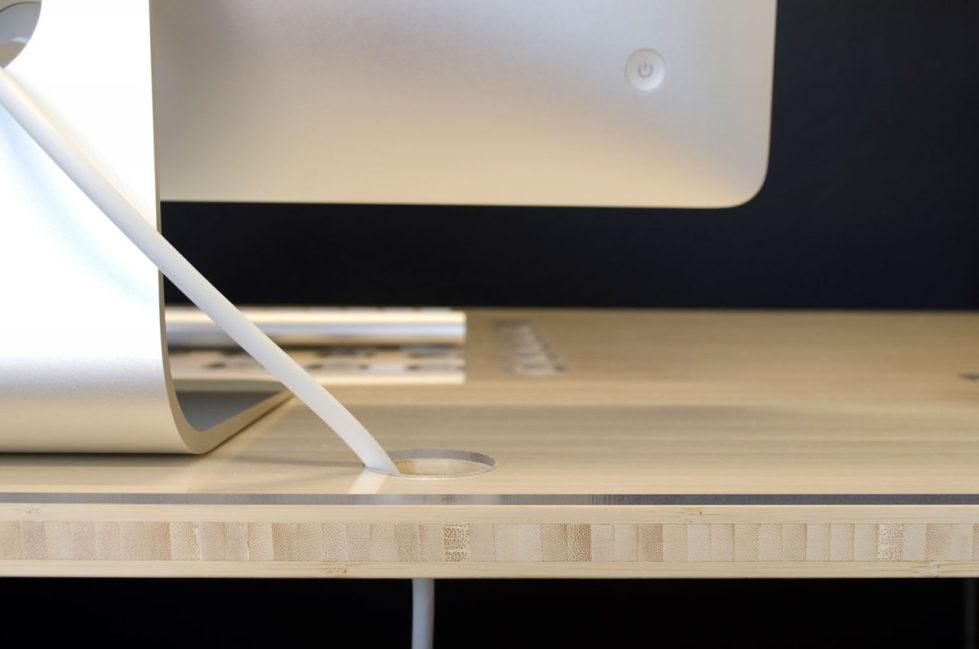 The computer desk SlatePro by Nathan Mummert 4