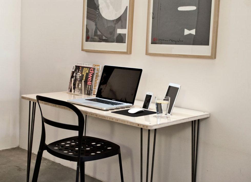 The computer desk SlatePro by Nathan Mummert 5