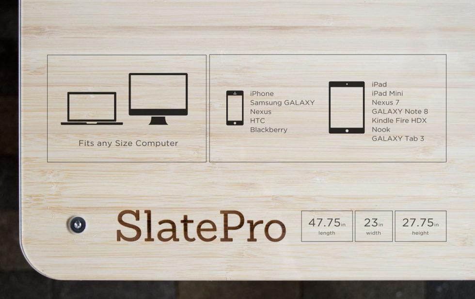 The computer desk SlatePro by Nathan Mummert 8