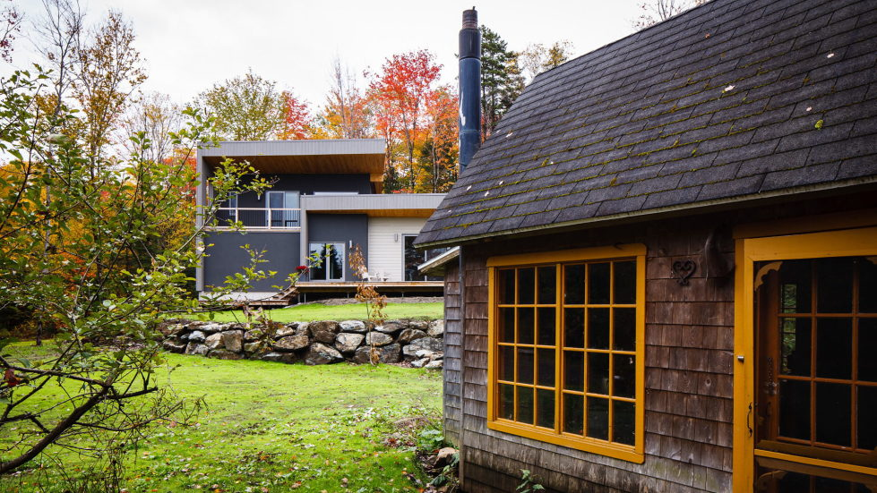 The country house in Canada from the BOOM TOWN studio 2
