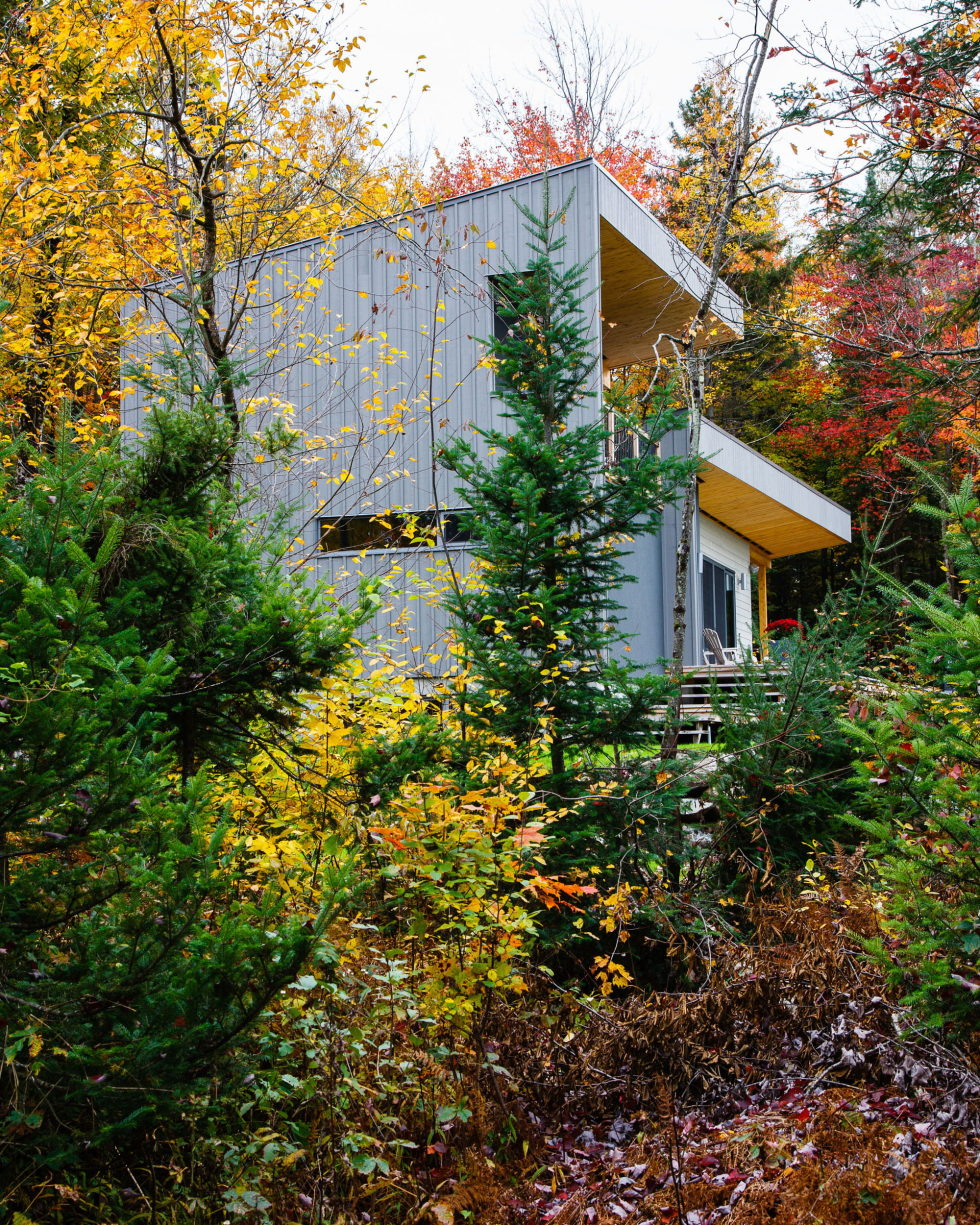 The country house in Canada from the BOOM TOWN studio 8