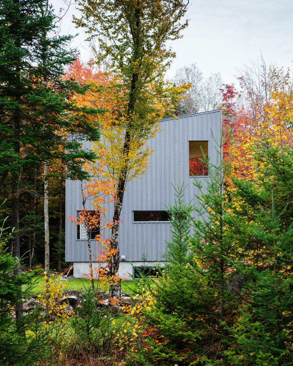 The country house in Canada from the BOOM TOWN studio 9