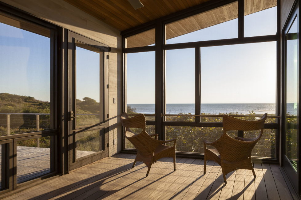 The country house on the sand dunes of Cape Cod, United States 13