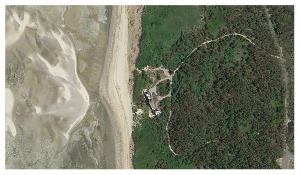 The country house on the sand dunes of Cape Cod, United States 16