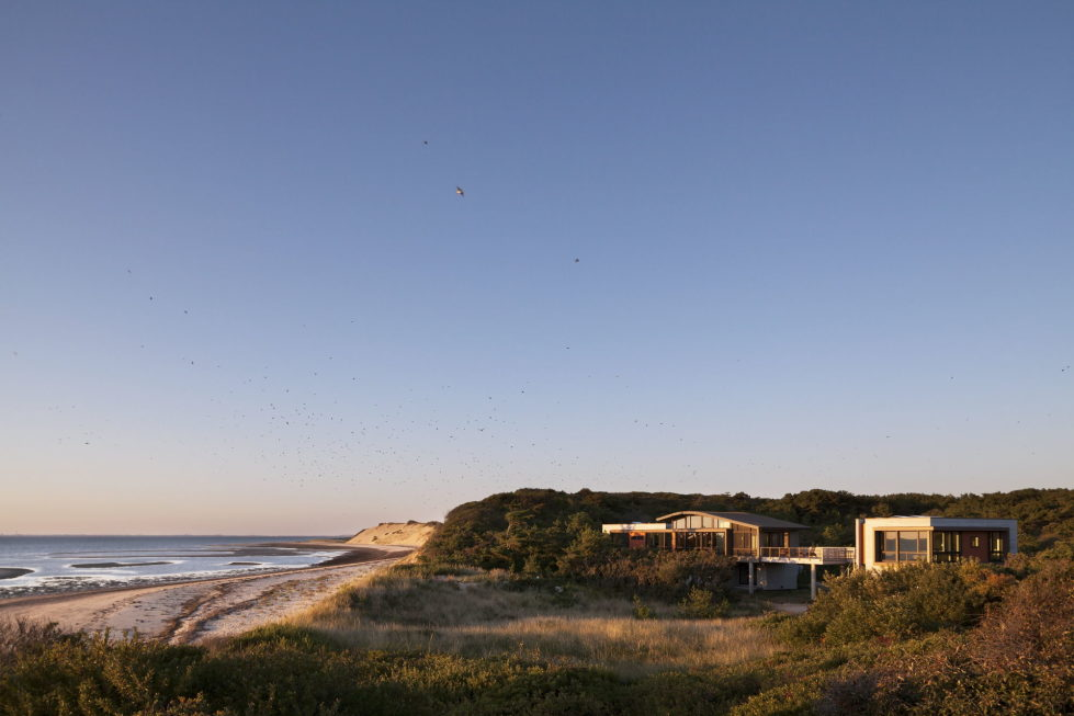 The country house on the sand dunes of Cape Cod, United States 4
