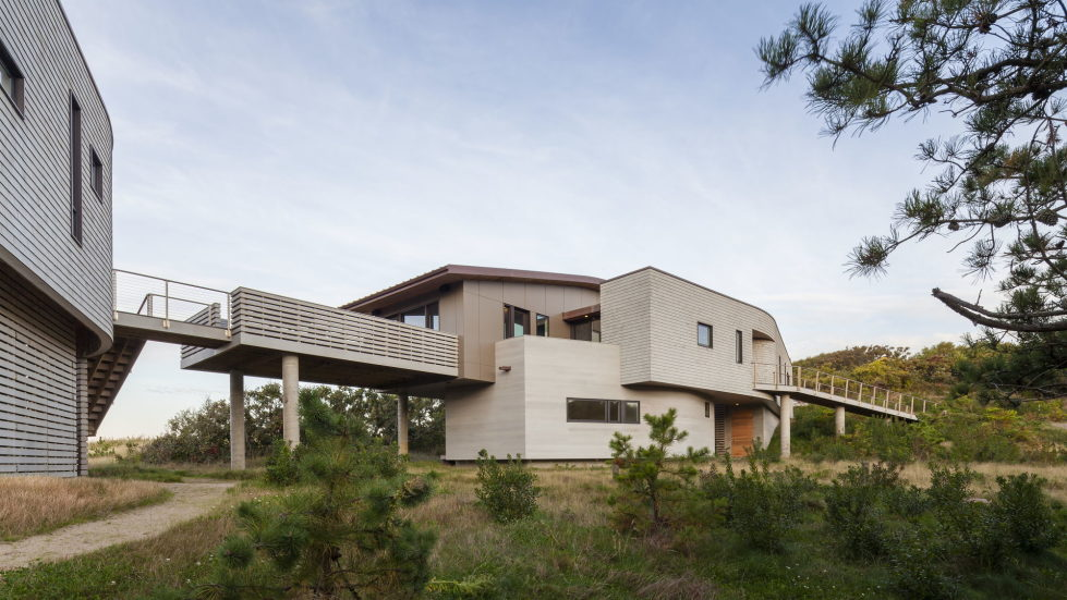 The country house on the sand dunes of Cape Cod, United States 6