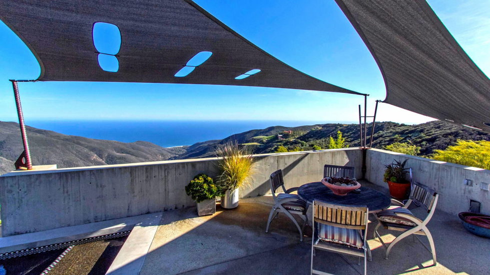 The excellent glass house for $ 14.9 million in Malibu, USA 24