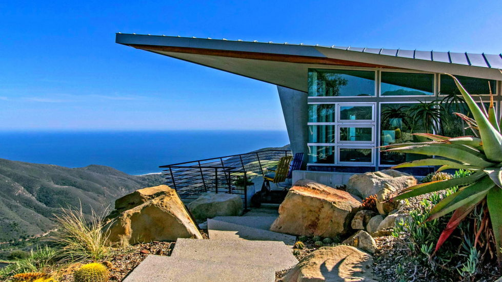 The excellent glass house for $ 14.9 million in Malibu, USA 25