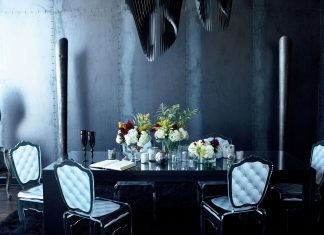 The gothic loft in downtown Los Angeles
